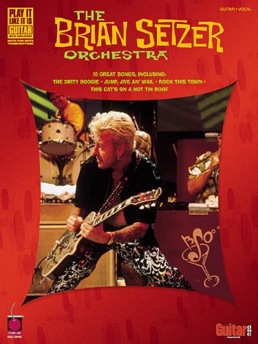The Brian Setzer Orchestra Guitare