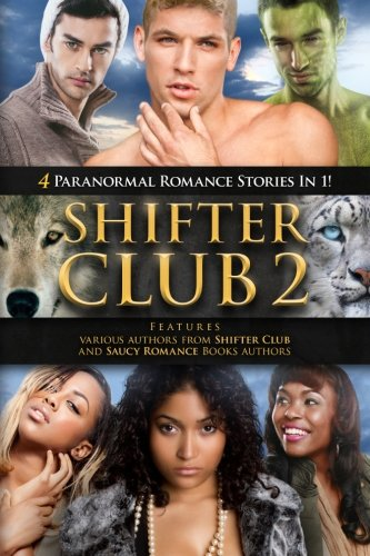 Shifter Club 2: 4 BWWM Paranormal Romance Stories In 1 Bundle