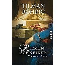 Riemenschneider: Historischer Roman