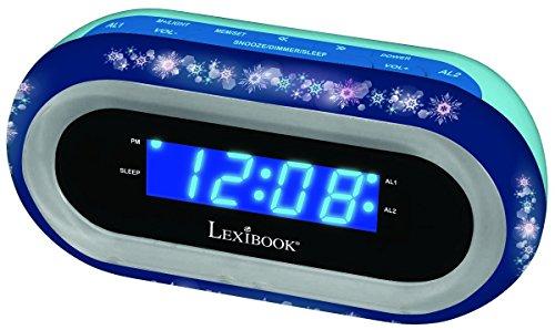 Frozen - Reloj despertador (Lexibook RL140FZ)