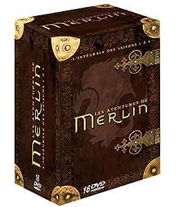 Merlin - L'intégrale des saison 1 à 4