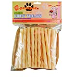 Agnpetspot. Easily Digestable Rich Of High Protien White Chew Stick For Dogs 1Kg