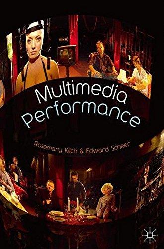 Multimedia Performance por Rosemary Klich