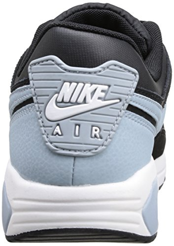 Nike Air Max Span, Chaussures de running homme Multicolore (Black/Mgnt Grey/Wht)