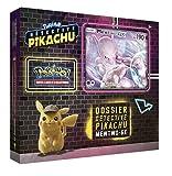 Pokémon - Collection Detective Pikachu Coffret 6 boosters 'Mewtwo-GX' 190 PV -...