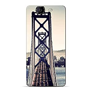 Inkif Printed Designer Case Mobile Back Cover For Micromax Canvas Knight A350
