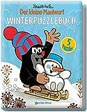 """Winter-Puzzlebuch """"Der kleine Maulwurf"""""""