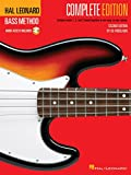 Hal Leonard Bass Method: Complete Edition