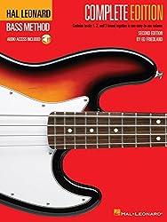 Hal Leonard Bass Method: Complete Edition (Book/3CD)