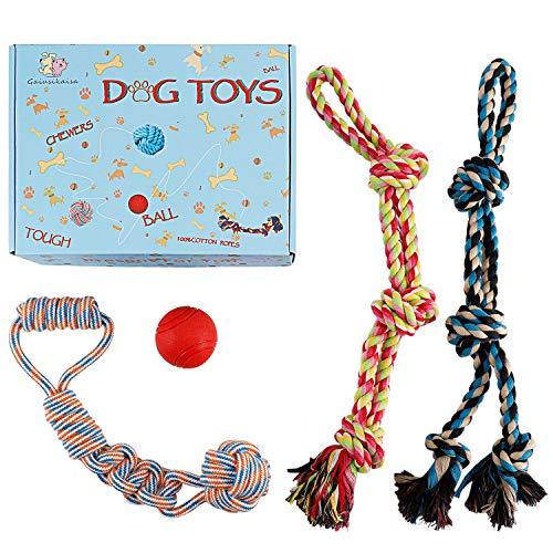 XL Hundespielzeug Seil für Große und Mittlere Hund -… | 00732025981643