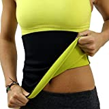 Women Hot Slimming Belt Neoprene Waist Belts Body Shaper Training Corset Promote Sweat