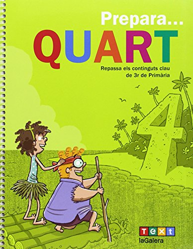 Prepara... Quart (Quaderns estiu) - 9788441222397