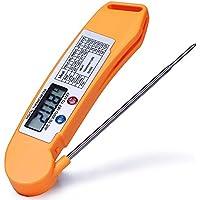 MANLEHOM istante leggere termometro digitale con sonda