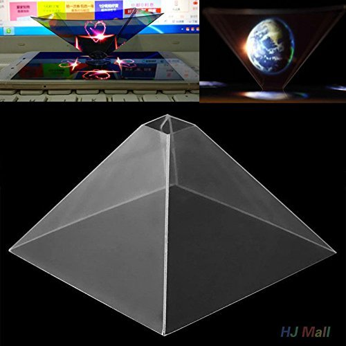 1a30f224deee37 Spectre Smartphone 3D Hologram projector - for any Smartphone