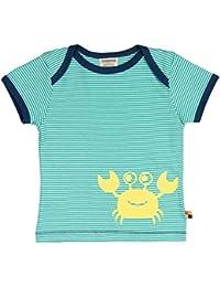 loud + proud Jungen T-Shirt, Ringel