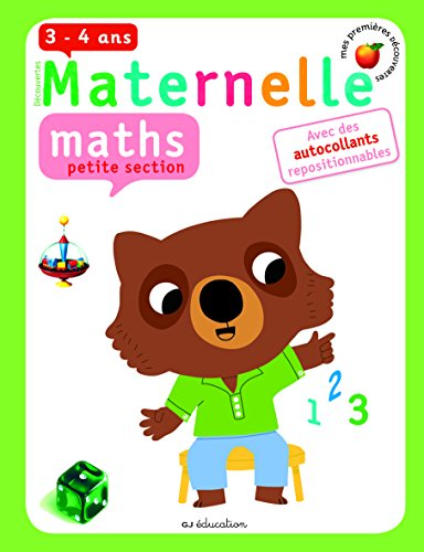 Maths, petite section par Huguette Chauvet