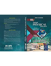 Target Physical Education (Entrance book for B.A. / B.SC. / B.P.Ed. / M.P.Ed. / B.P.ES. / B.P.E.) - 2019