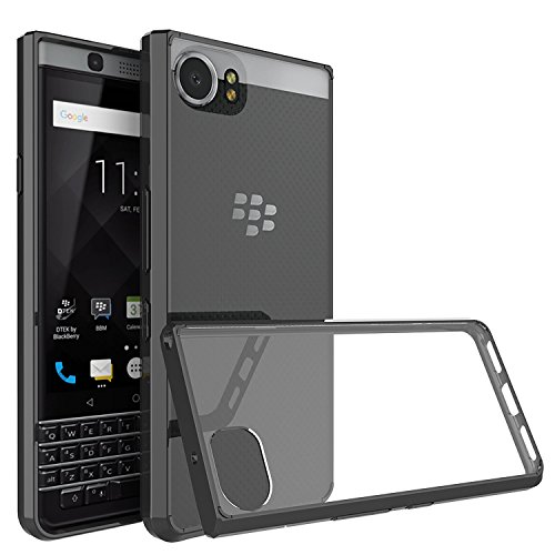 CiCiCat BlackBerry KEYone Hülle Handyhüllen, Hard PC Back Cover Case Schutz Hülle Tasche Schutzhülle Für BlackBerry KEYone.(4.5'', Schwarz) -