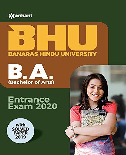 BHU Banaras Hindu University B.A Entrance Exam 2020