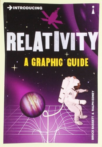 Introducing Relativity: A Graphic Guide by Bassett, Bruce (2005) Paperback