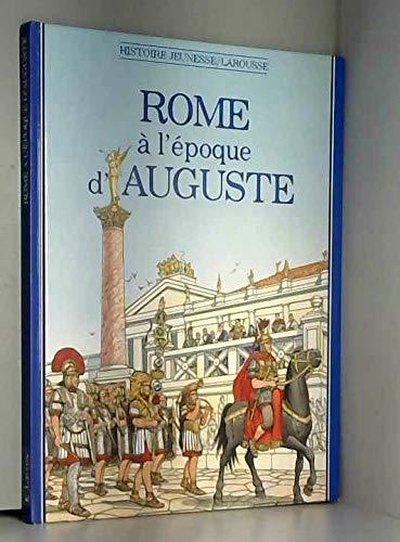 Rome a l'epoque d'auguste par Macdonald