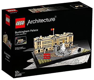 LEGO Architecture 21029 Buckingham Palace Building Set