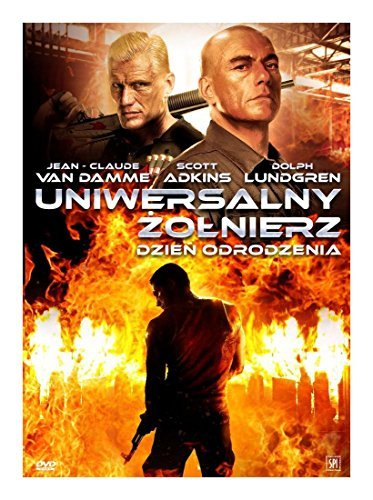 Universal Soldier: Day of Reckoning [DVD] [Region 2] (English audio) by Jean-Claude Van Damme