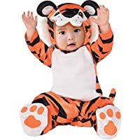 Baby Tiny Tiger Costume - 0-6 Months