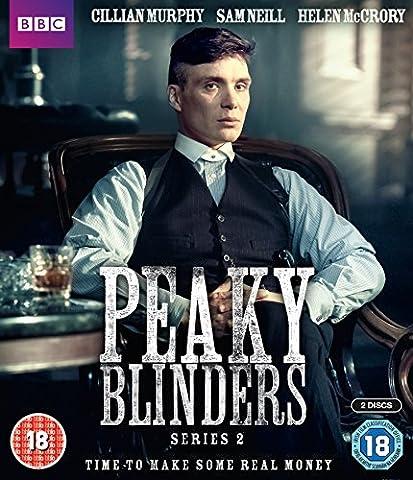 Peaky Blinders - Staffel 2 [Blu-ray]