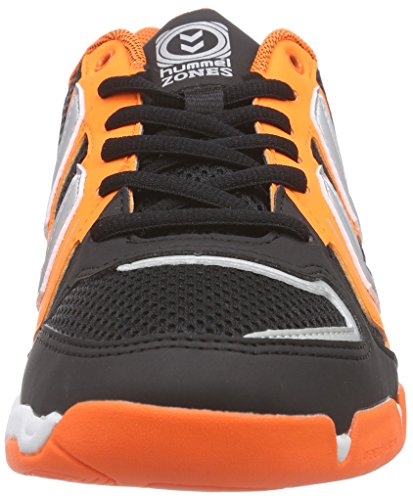 Hummel Hummel Celestial X5, Chaussures indoor mixte adulte Orange (Moonless Night 1514)
