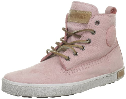 Blackstone Desert High, Baskets mode femme Rose