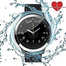Dayangiii Deporte Reloj Inteligente, ECG + PPG presión Arterial Monitor de Ritmo cardíaco Multi-