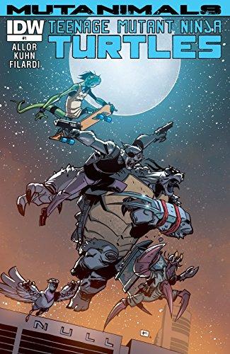 Teenage Mutant Ninja Turtles: Mutanimals #1 (of 4) (English ...