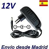 Cargador Corriente 12V Reemplazo Router Vodafone Modelo HG556a Recambio Replacement