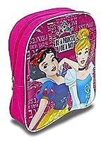 Disney Princess Girls Pink Junior Backpack Childrens Rucksack School Bag