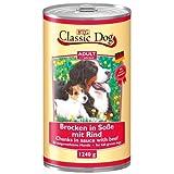 Classic Dog Dose Lamm 1240g , Futter, Tierfutter, Nassfutter für Hunde
