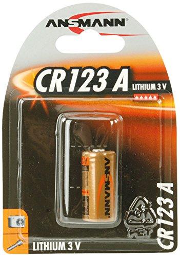 Ansmann Batterie Lithium photo CR123 A