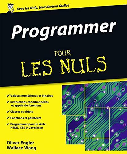 Programmer pour les Nuls par Olivier Engler