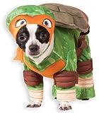 Rubie 's Offizielles Michelangelo Teenage Mutant Ninja Turtle Pet Hund Kostüm