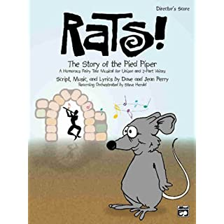 Rats! the Story of the Pied Piper: Soundtrax