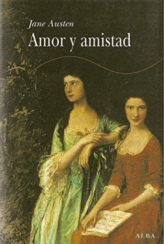 Amor y amistad (Minus) por Jane Austen