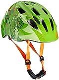 Cratoni Jungen Fahrradhelm Akino, Dino Green Glossy, 49-53 cm, 112208B1