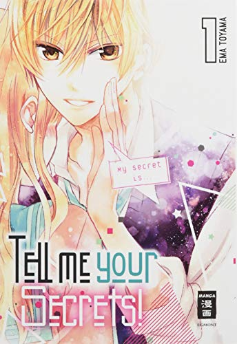 Tell me your Secrets! 01