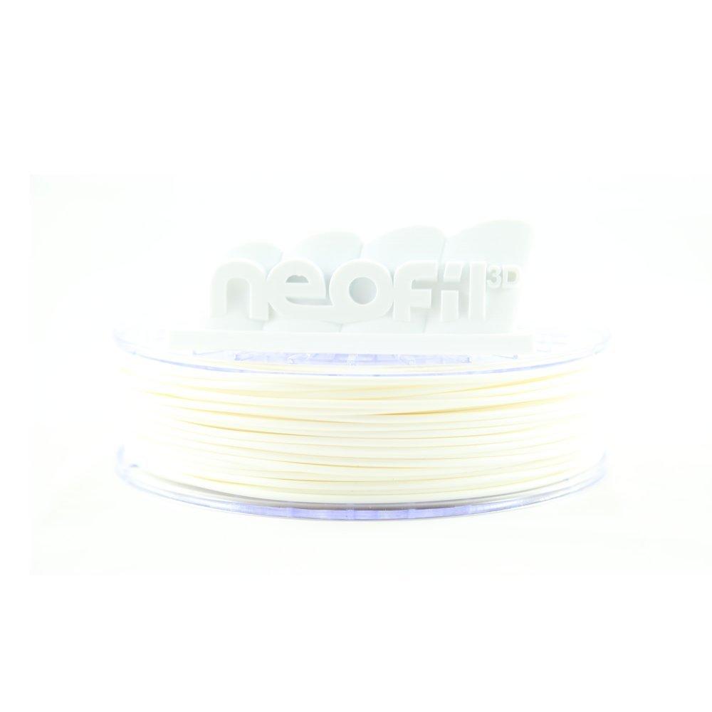 Neofil3D TPU98A filament 3D – filament TPU98A 2.85 mm – 0.50 kg – Blanc