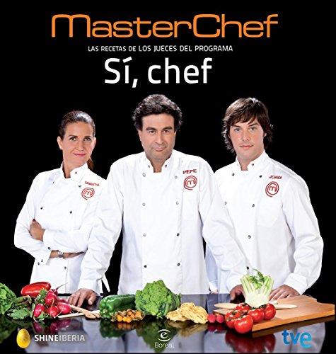 Sí, chef (FUERA DE COLECCIÓN Y ONE SHOT) por RTVE