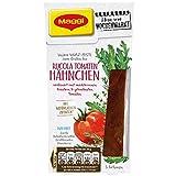 MAGGI Ideen vom Wochenmarkt Rucola Tomaten Hähnchen, italienische Würzpaste zum Braten, für mediterrane Gerichte, 3 Portionen, 6er Pack (6 x 84 ml)