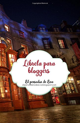 Libreta para bloggers: harry potter