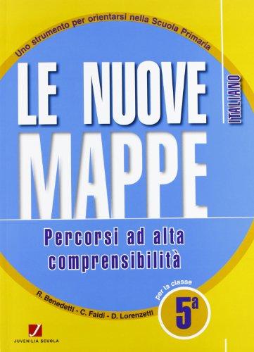 Nuove mappe-percorsi ad alta comprensibilita' . Italiano 5