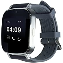 "Prixton swa20 - Smartwatch de 1.54"" (Bluetooth, Android) color gris"