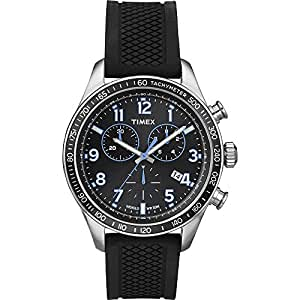 timex herren armbanduhr chronograph quarz silikon t2p184pf. Black Bedroom Furniture Sets. Home Design Ideas